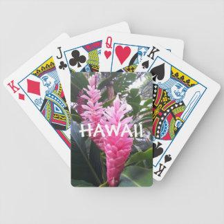 Baralho Flores de Havaí
