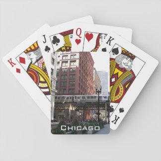Baralho Foto do viagem de Chicago