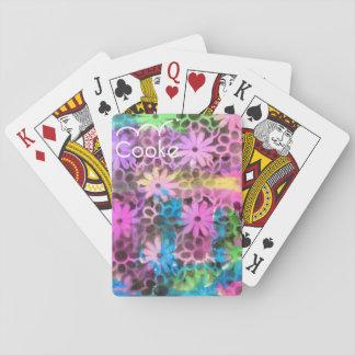 Baralho Fundadores coleção, cartões de jogo #24 da arte do
