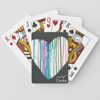 Baralho Fundadores coleção, cartões de jogo #25 da arte do