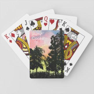 Baralho Fundadores coleção, cartões de jogo #28 da arte do