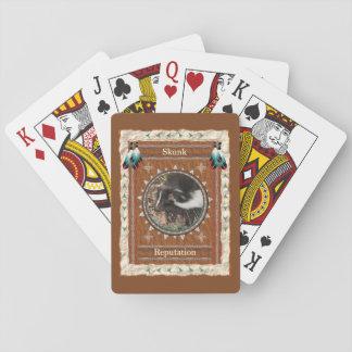 Baralho Jaritataca - cartões de jogo clássicos da
