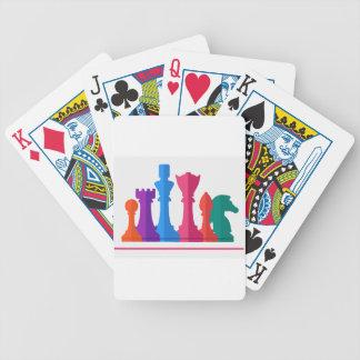Baralho Jogo de xadrez