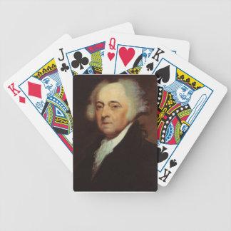 Baralho John Adams