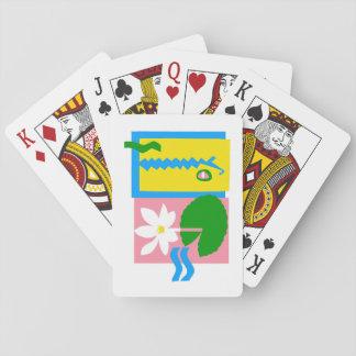 Baralho Kakadu - cartões de jogo