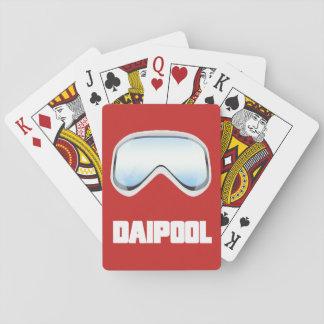 Baralho Logotipo de Daipool