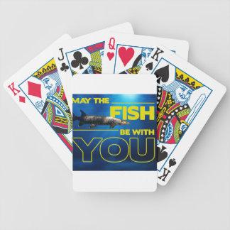 Baralho Maio os peixes sejam com você