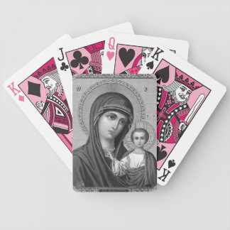 Baralho Maria Mãe de Jesus Cartas De Baralhos