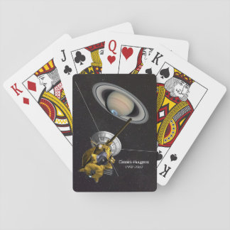 Baralho Missão de Cassini Huygens a Saturn