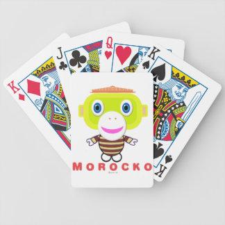 Baralho Morocko