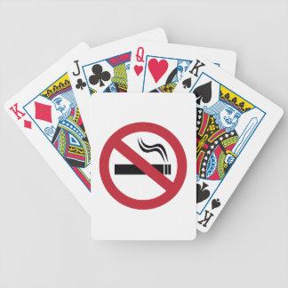 Baralho Não fumadores