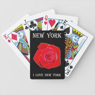 Baralho New York eu amo New York (aumentou)