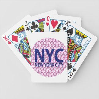 Baralho Nova Iorque NYC