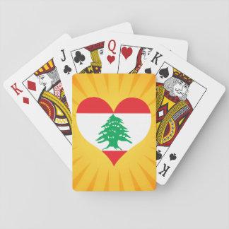 Baralho O melhor Líbano bonito de venda
