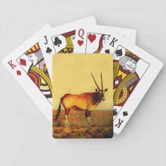Baralho Oryx