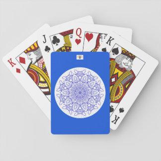 Baralho Os cartões de jogo de Bloo do duende de Bloo
