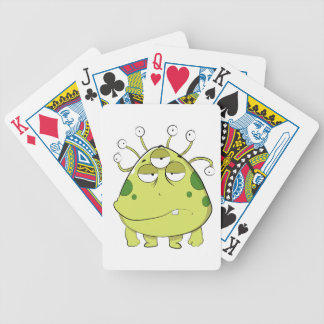 Baralho Para Poker A alienígena a mais feia nunca