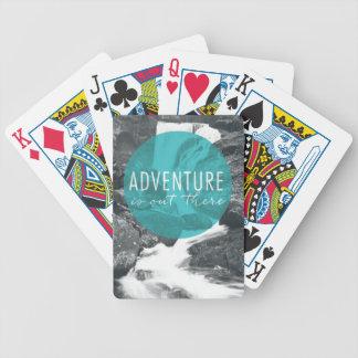 Baralho Para Poker A aventura dos rios | está para fora lá citações