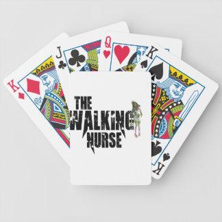 Baralho Para Poker A enfermeira de passeio