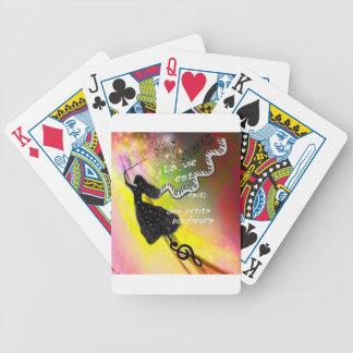 Baralho Para Poker A música traz a felicidade a nossa vida