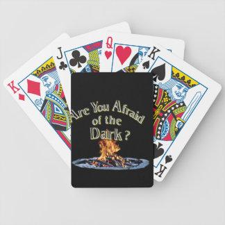 Baralho Para Poker A pergunta é é você receoso da obscuridade