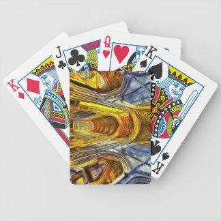 Baralho Para Poker Abadia Van Gogh do banho