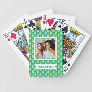 Baralho Para Poker Adicione seus abacaxis conhecidos do Pastel de |