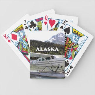 Baralho Para Poker Alaska: Plano do flutuador, lago 3 trail