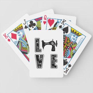 Baralho Para Poker amor para sewing