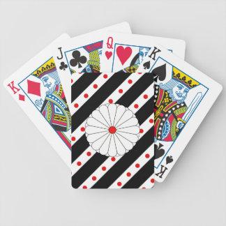 Baralho Para Poker Bandeira japonesa das listras