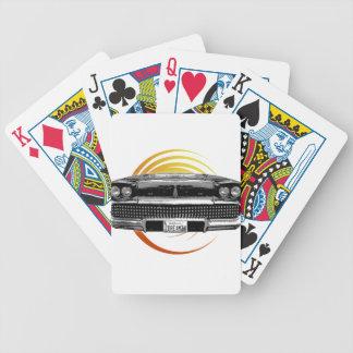 Baralho Para Poker Carro clássico