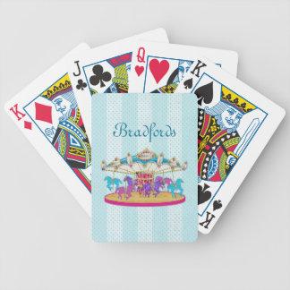 Baralho Para Poker Cartões de jogo - carrossel - carrossel