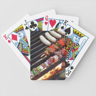 Baralho Para Poker Cartões de jogo de acampamento