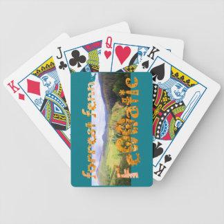 Baralho Para Poker Cartões de jogo de Fennatic