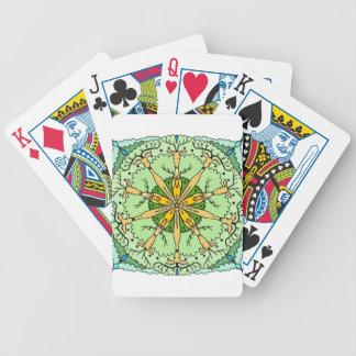 Baralho Para Poker Cervos do caleidoscópio
