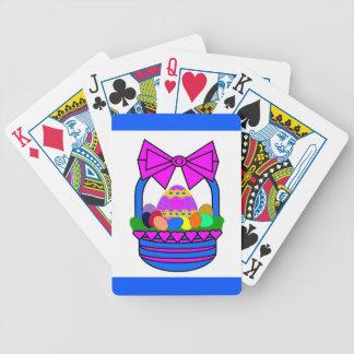 Baralho Para Poker Cesta da páscoa (feriado)