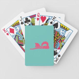 Baralho Para Poker Christmassy morno e bonito