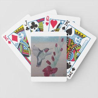 Baralho Para Poker Colibri Sweetness da pintura a óleo '