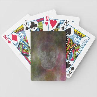 Baralho Para Poker Crânio