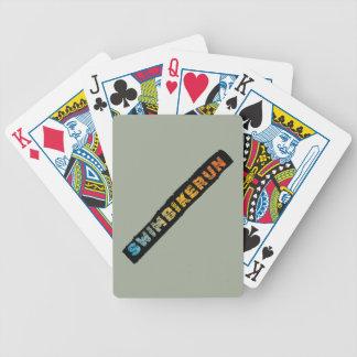 Baralho Para Poker Design legal do Triathlon