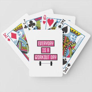 Baralho Para Poker Dia diário Z52c3 do exercício