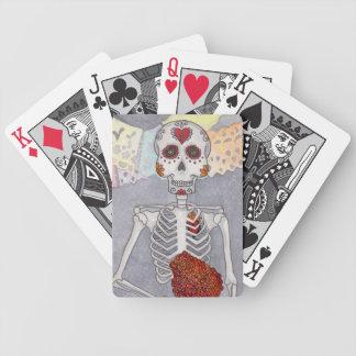 Baralho Para Poker Dia dos cartões de jogo inoperantes!
