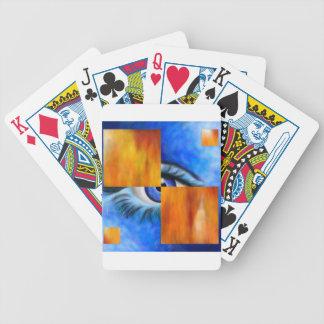 Baralho Para Poker Ersebiossa V1 - olho escondido