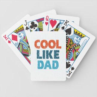 Baralho Para Poker esfrie como o pai