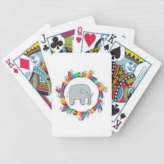 Baralho Para Poker Estrelas do elefante