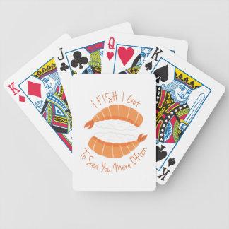 Baralho Para Poker Eu pesco