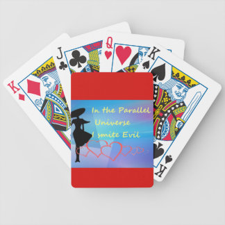 Baralho Para Poker Eu Smite a caneca má
