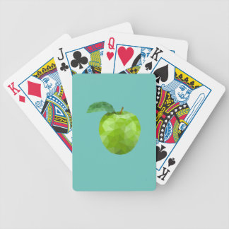 Baralho Para Poker Fruta geométrica