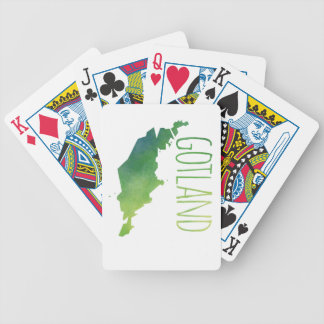 Baralho Para Poker Gotland