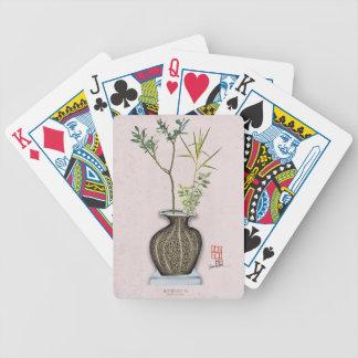Baralho Para Poker Ikebana 6 por fernandes tony